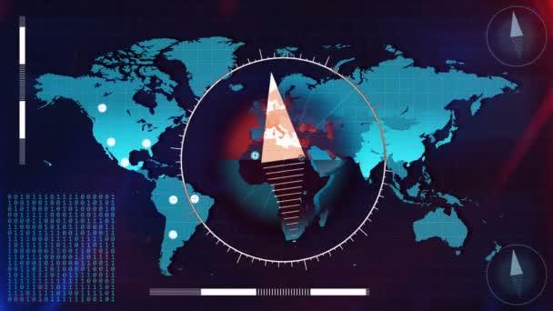 Scansione digitale della terra