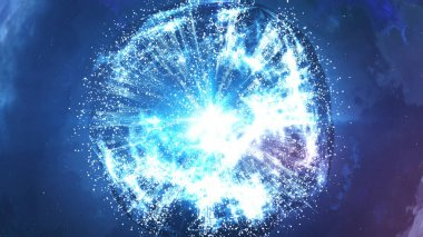 Big Bang Creation