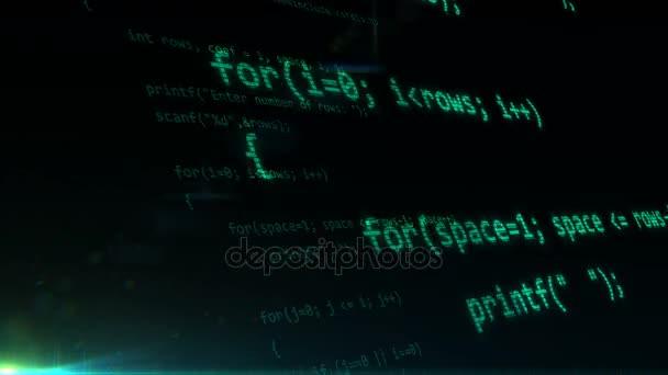 Počítačového programování Script kódu
