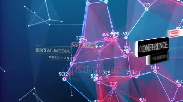 Koncept sociální mediální sítě