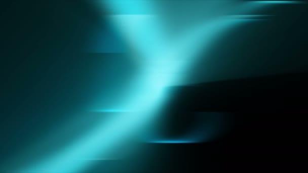 Világos kék homályos csíkok