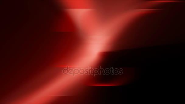 Piros homályos csíkok hurok
