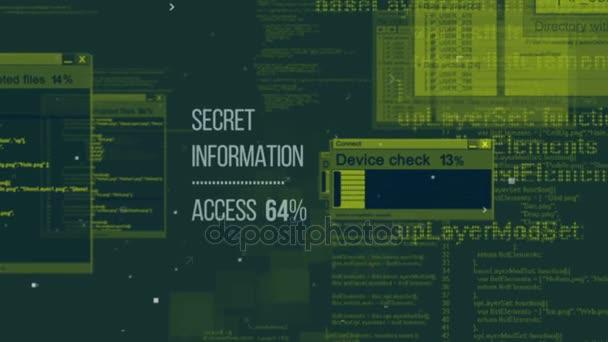 Secret Information Access