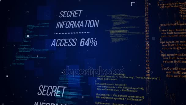 Secret Information Access