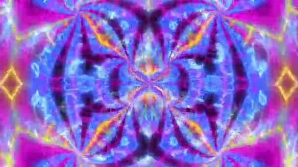 Abstract animation of Color kaleidoscope