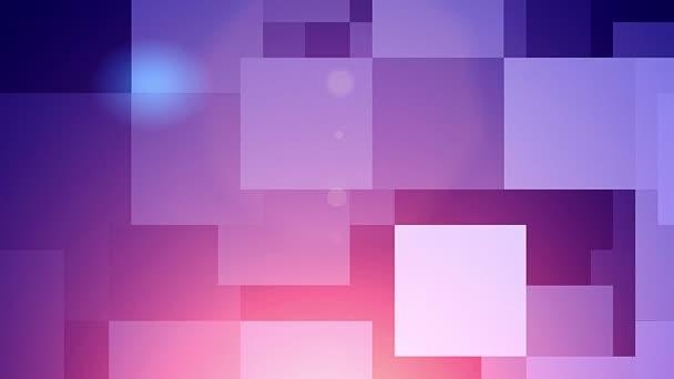 Holografické blikající čtverce pozadí