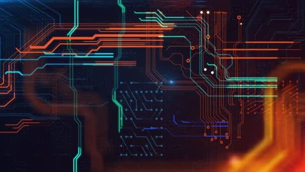 Technologie Geometrie und Verbindungssystem
