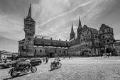 Bamberská katedrála - Německo