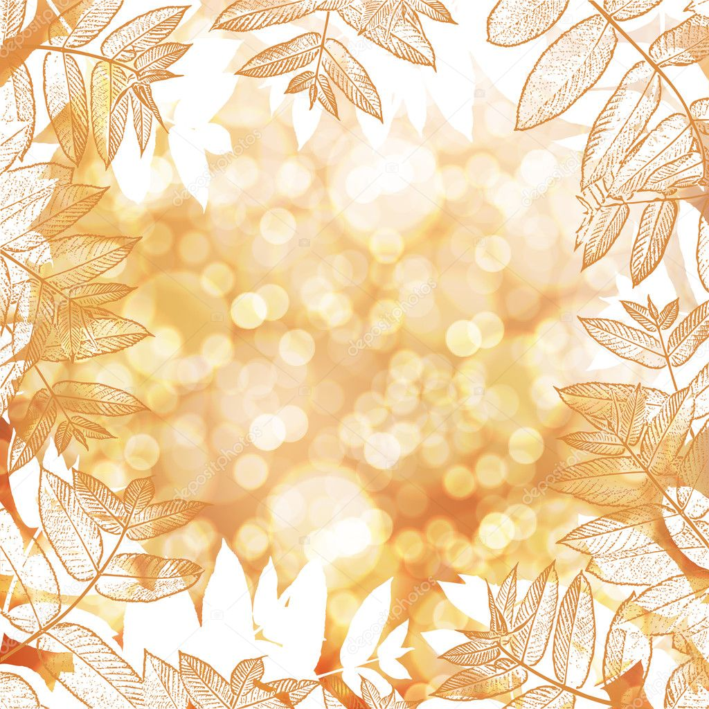 Happy Thanksgiving frame — Stock Vector © pashabo #127258378