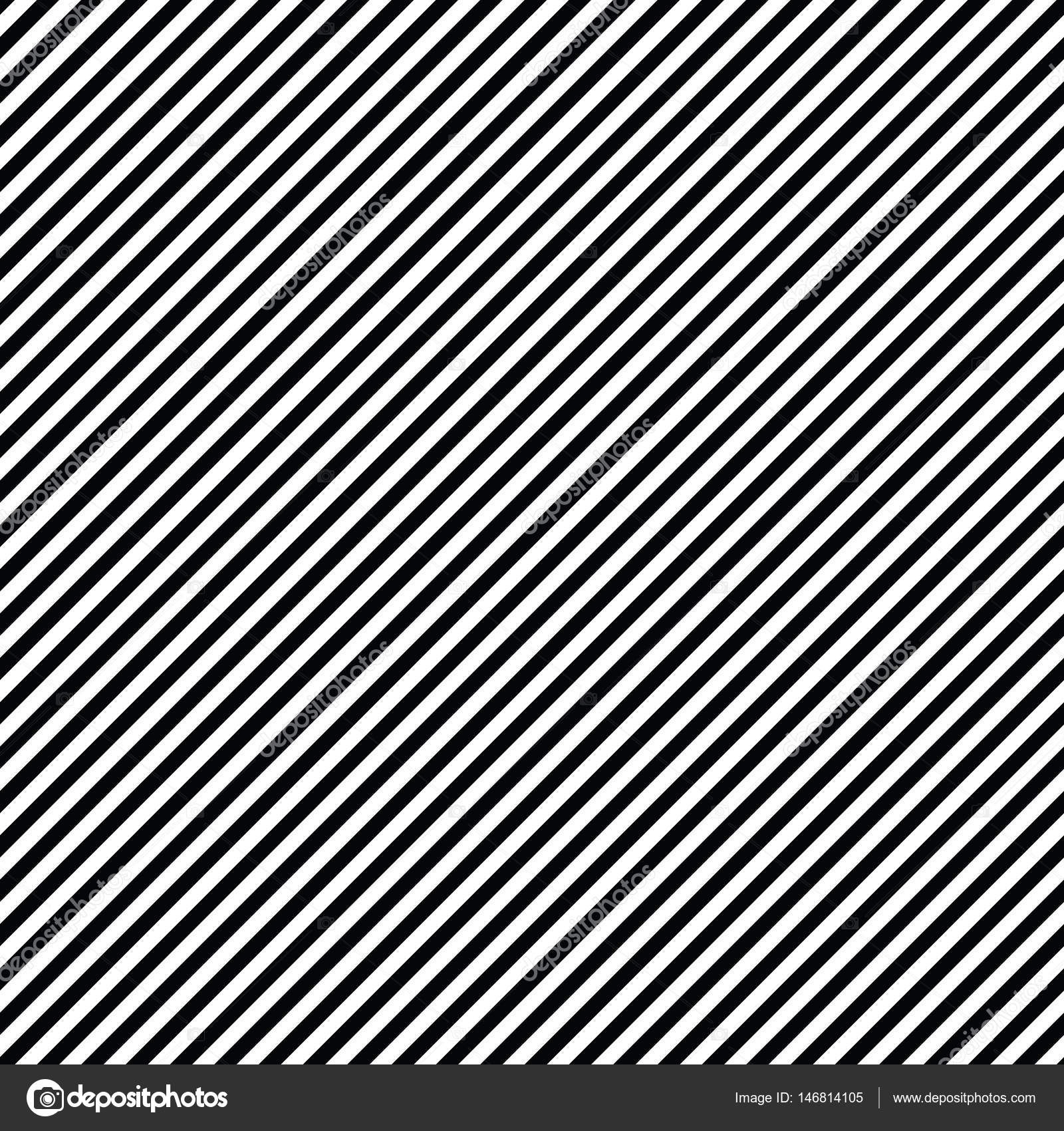 Line Texture Seamless : Black and white diagonal lines — stock vector pashabo