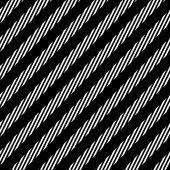 černé a bílé diagonální čáry