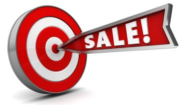 sale hit target
