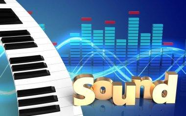 spectrum piano keyboard