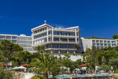 Amfora hotel at Hvar, Croatia