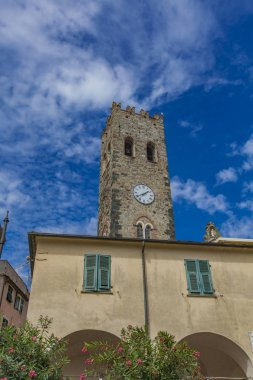 Bell Towe rin Monterosso