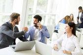 Teambuilding v moderní kancelář