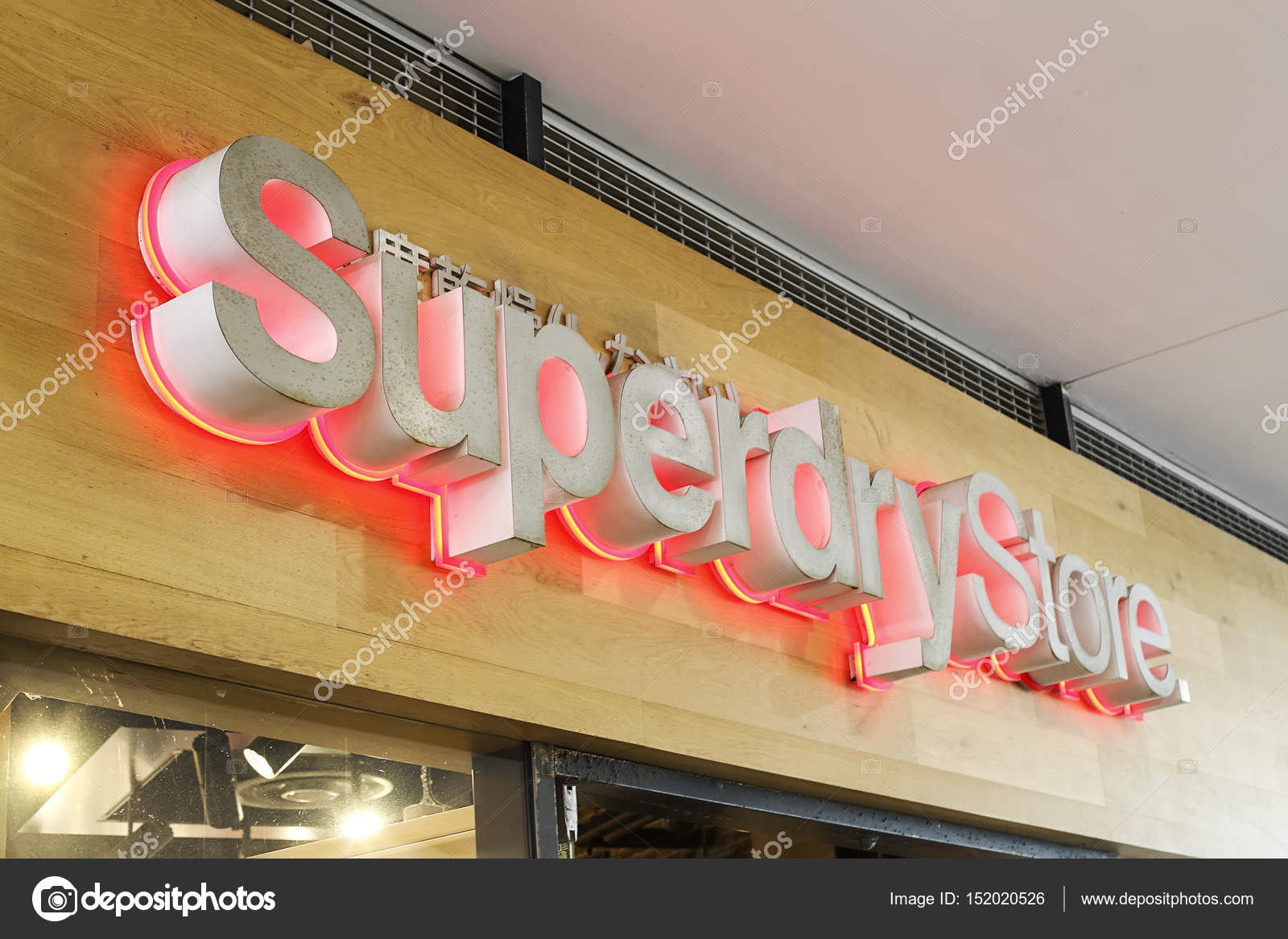 Superdry store in Sydney – Stock Editorial Photo © boggy22 #152020526