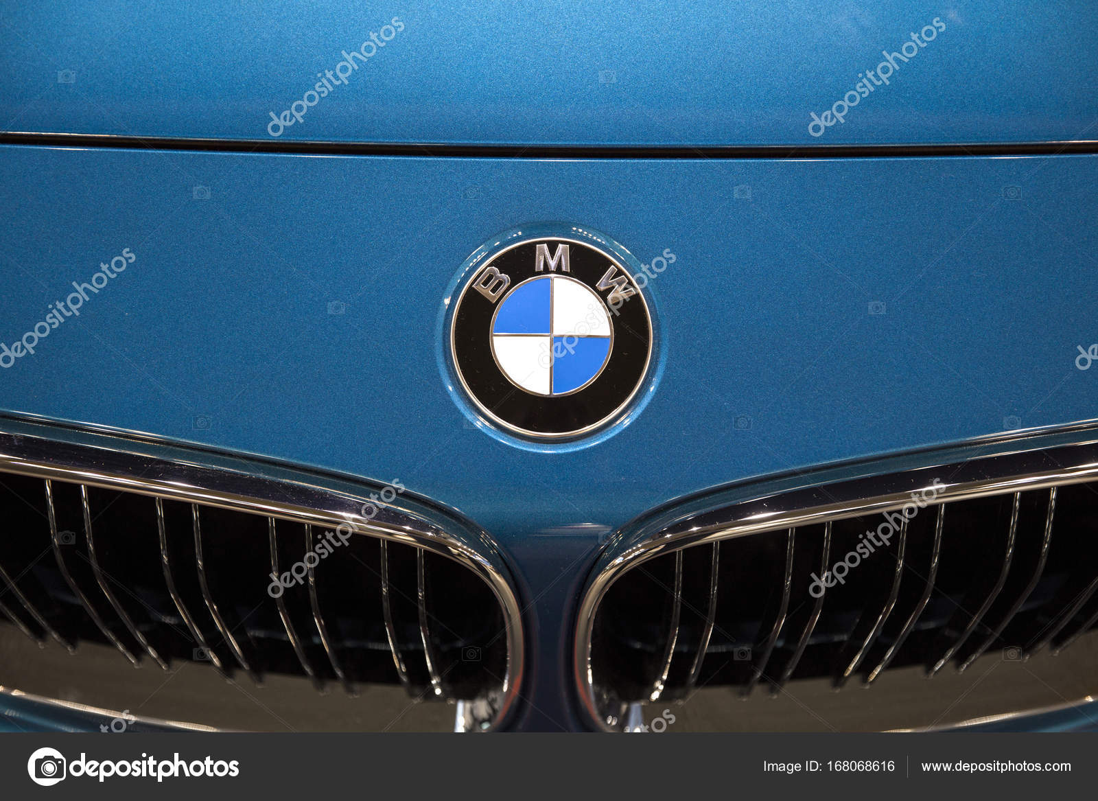 Bmw Car Sign Stock Editorial Photo C Boggy22 168068616