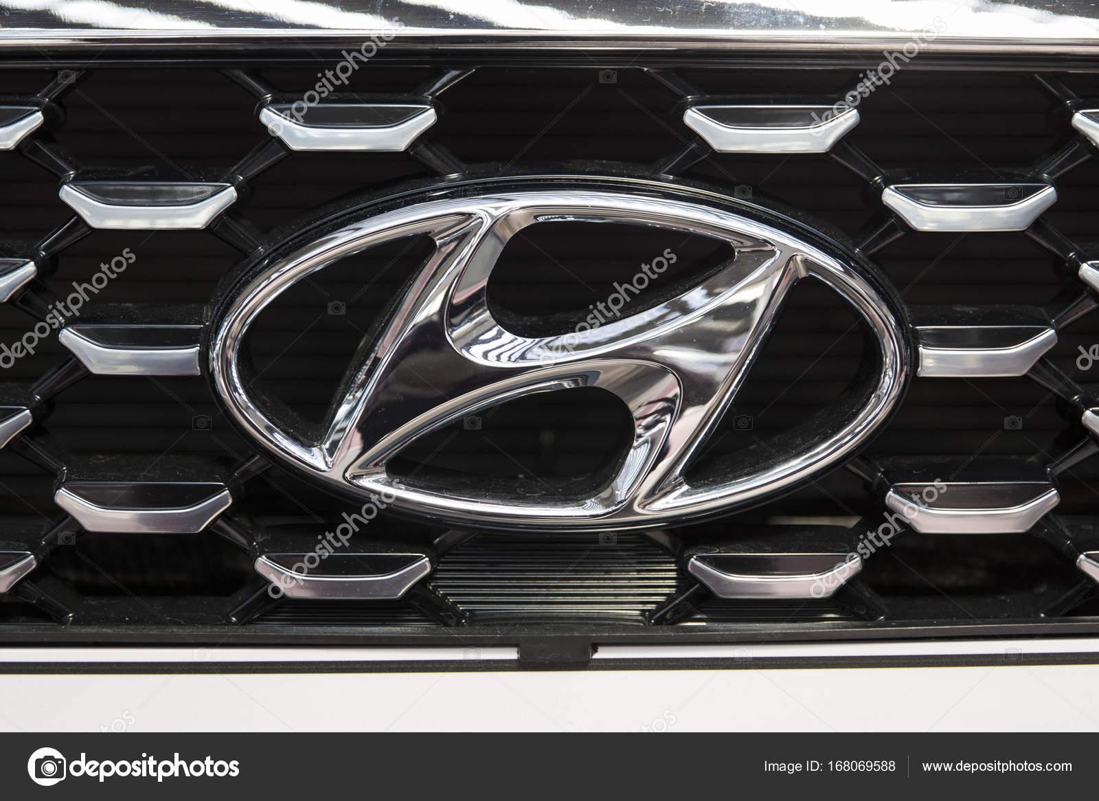 Hyundai Car Sign Stock Editorial Photo Boggy22 168069588