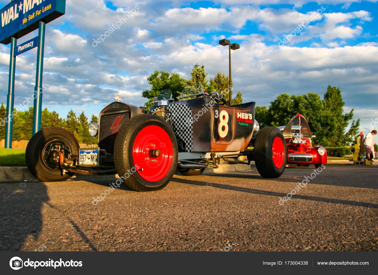 Burger King Classic Car Show In Denver Stock Editorial Photo - Classic car show denver