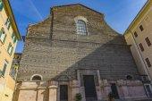 Photo View at Basilica of San Petronio in Bologna, Italy