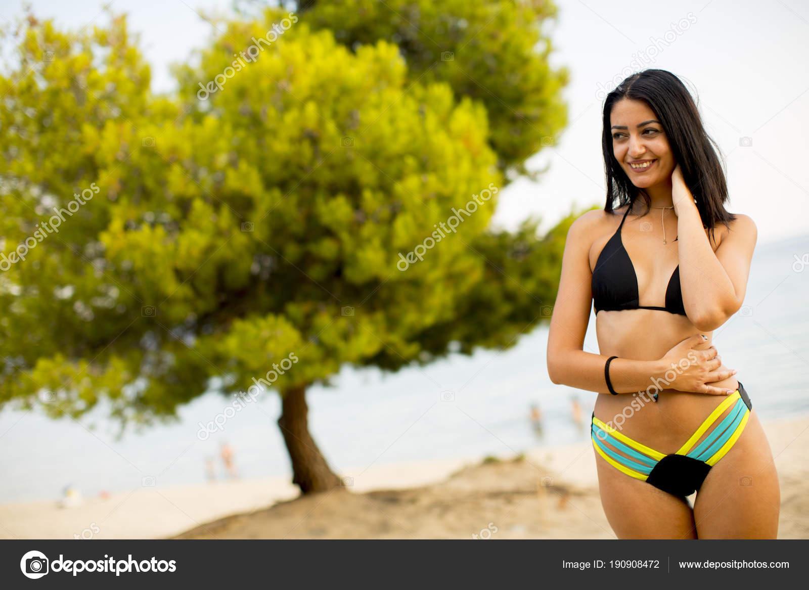 Very pity free beach bikini photographs