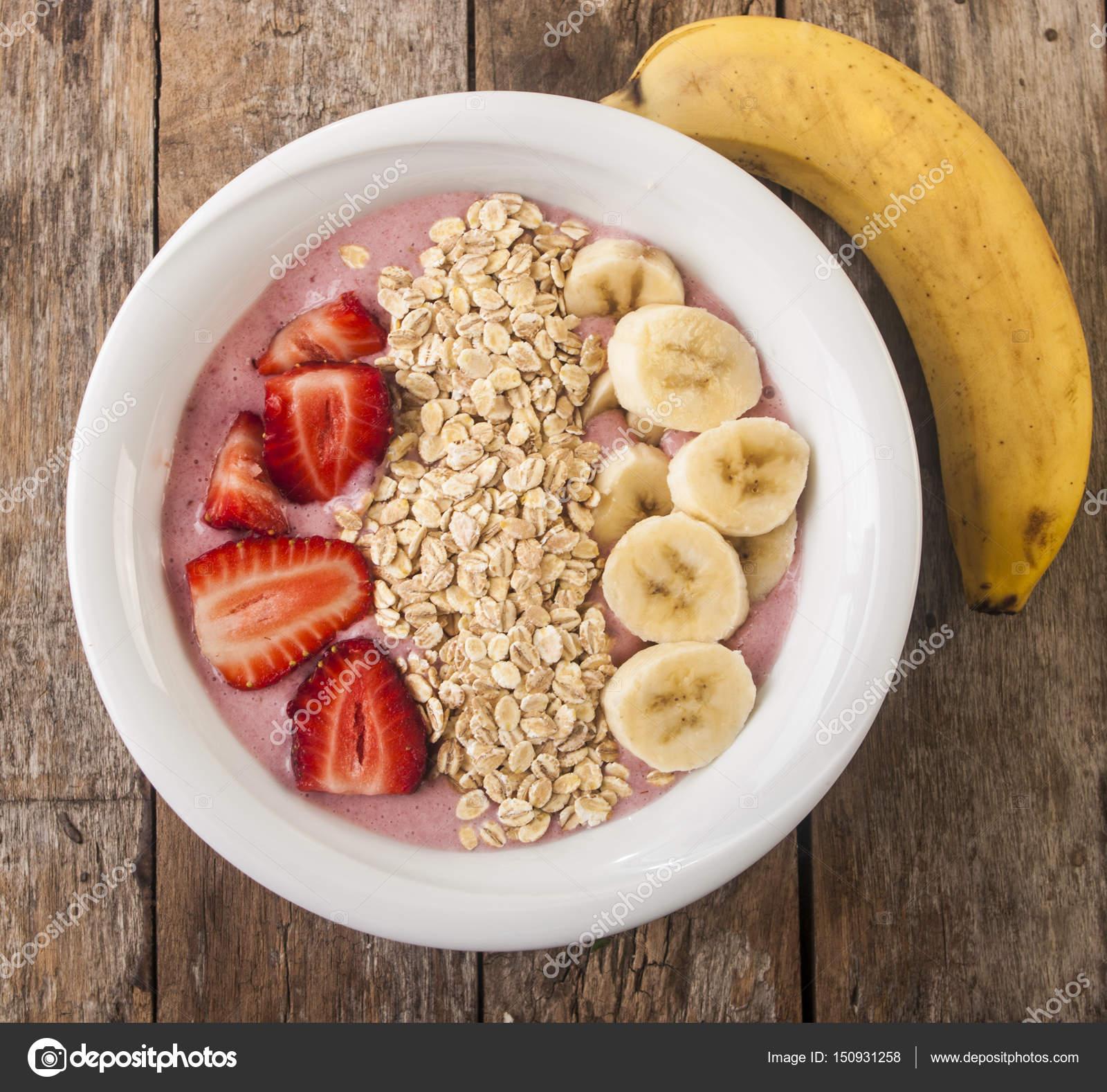 muesli ontbijt