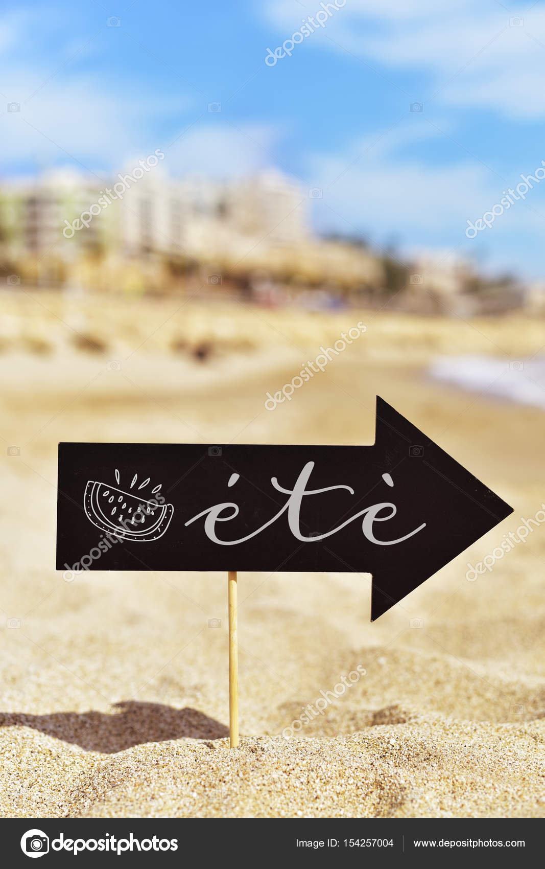 signboard with the text ete, s...