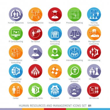 Modern Human Resources set 01