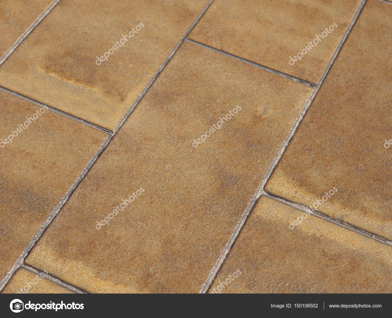 Braune Fliesen Boden Hintergrund Stockfoto Claudiodivizia - Rotbraune fliesen