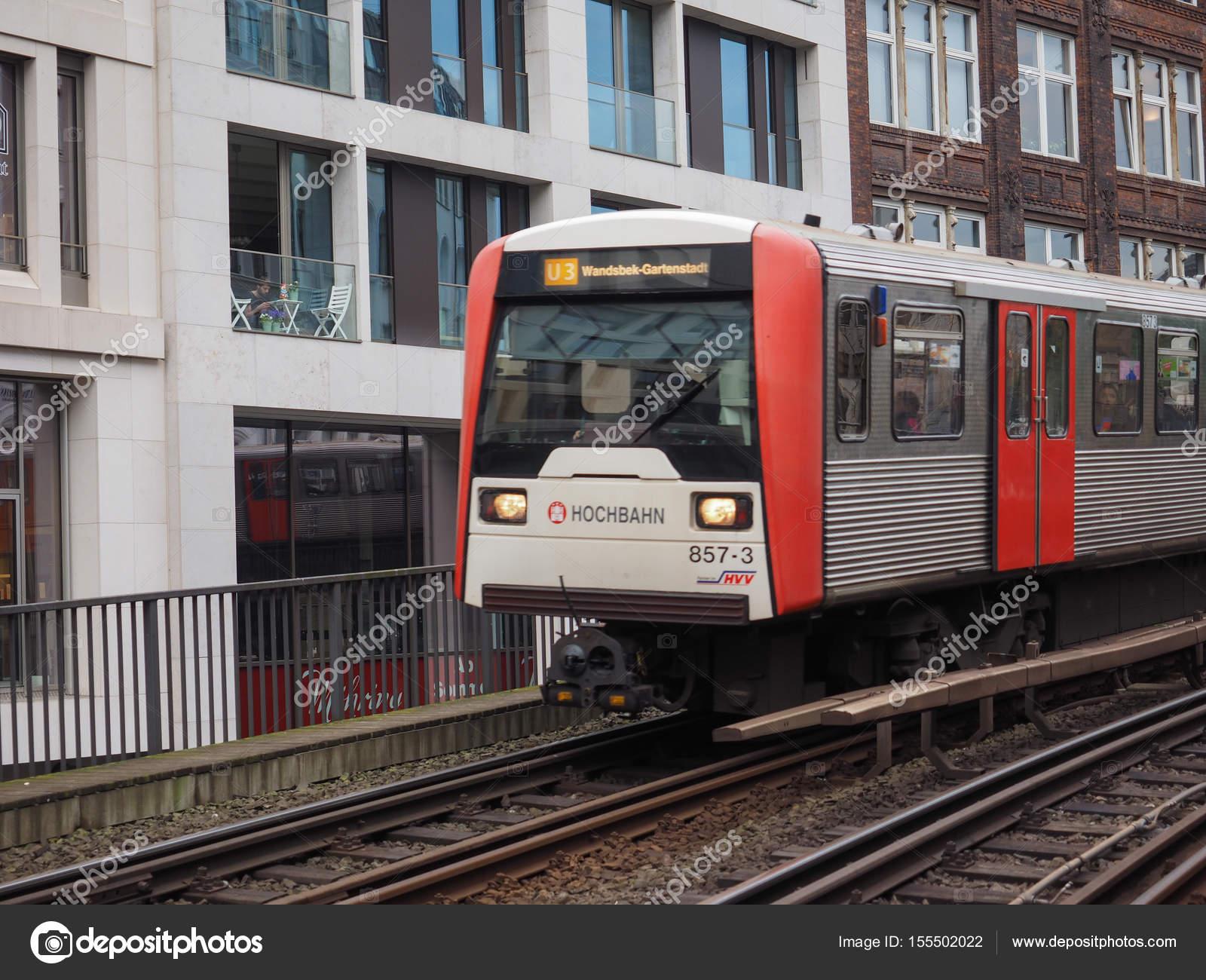 S Bahn S Train In Hamburg Stock Editorial Photo Claudiodivizia