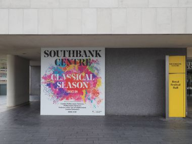 Classical Season at Southbank centre in London
