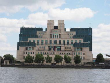 British Secret Service in London