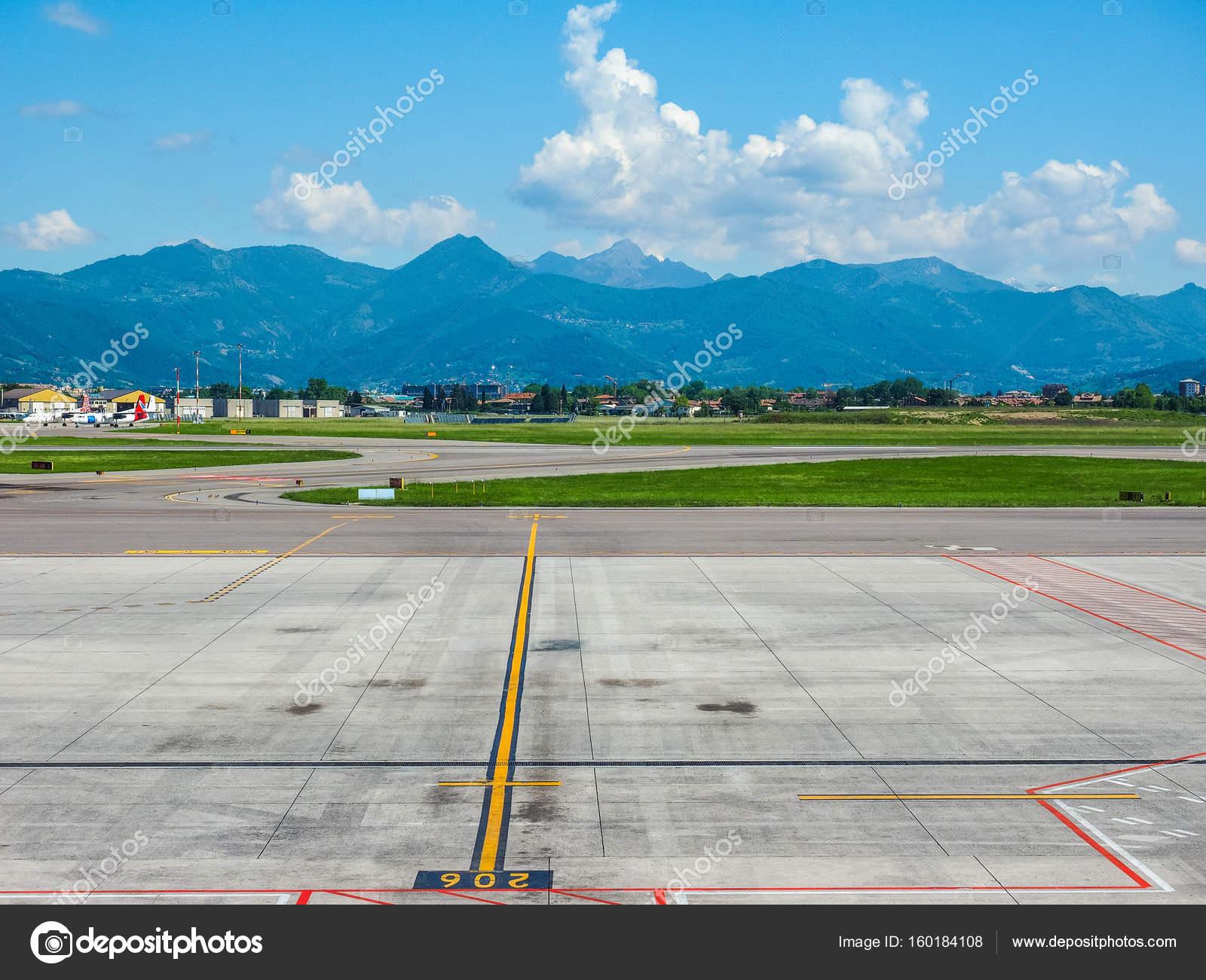 Aeroporto Orio : Aeroporto orio al serio air side e land side tecnocop