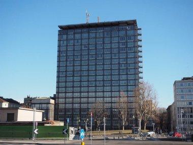 Rai skyscraper in Turin