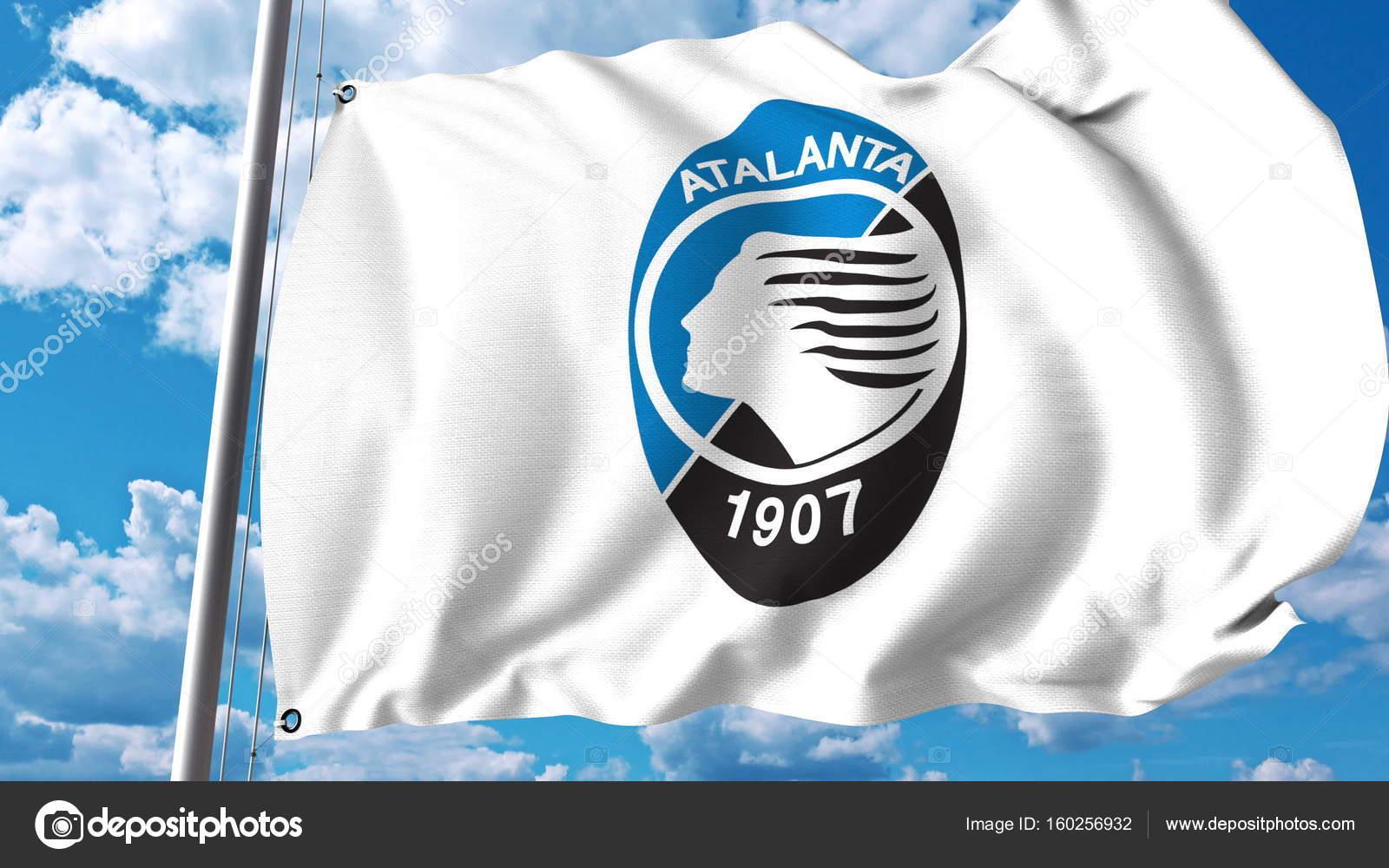 Risultati immagini per bandiera atalanta