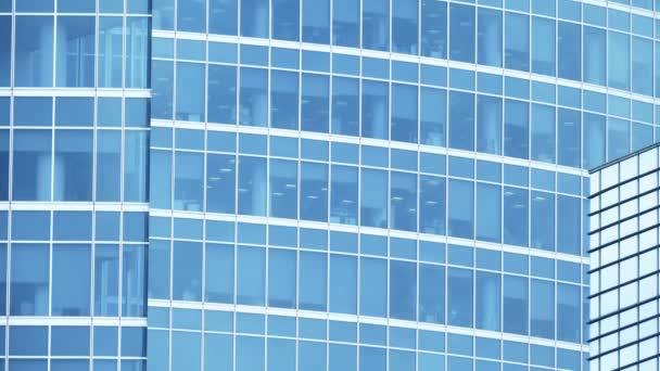 Modern office skyscraper details
