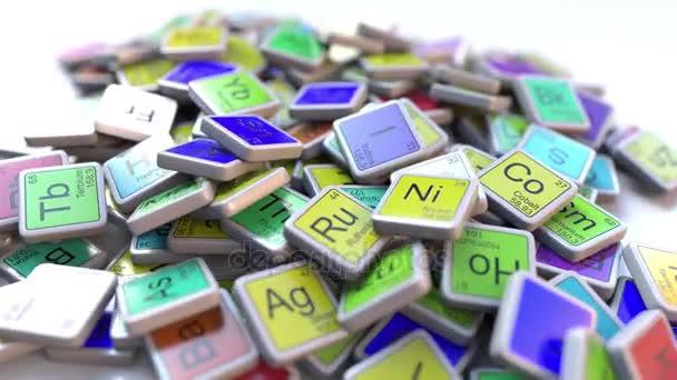 Bloque de sn en la pila de la tabla peridica de los bloques de bloque de sn en la pila de la tabla peridica de los bloques de elementos qumicos urtaz Gallery