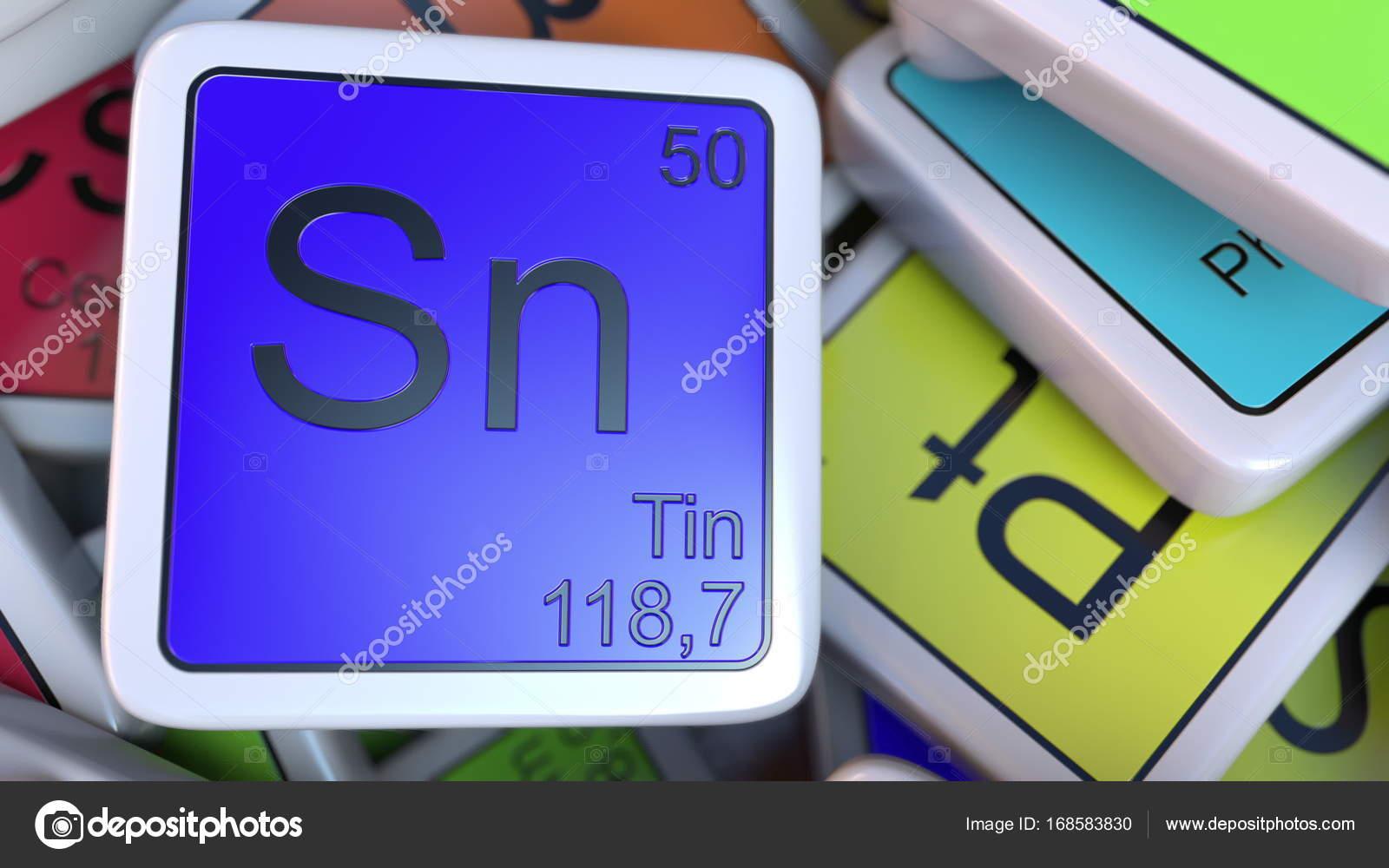 Bloque de sn en la pila de la tabla peridica de los bloques de bloque de sn en la pila de la tabla peridica de los bloques de elementos qumicos urtaz Images