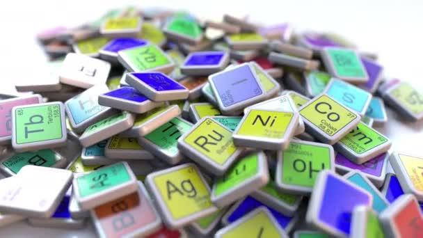 Plomo de bloque pb en la pila de la tabla peridica de los bloques plomo de bloque pb en la pila de la tabla peridica de los bloques de elementos urtaz Image collections