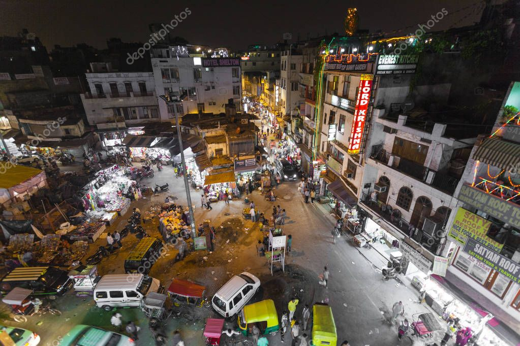 Chandni chowk in delhi Stock Photos, Illustrations and Vector Art | Depositphotos®