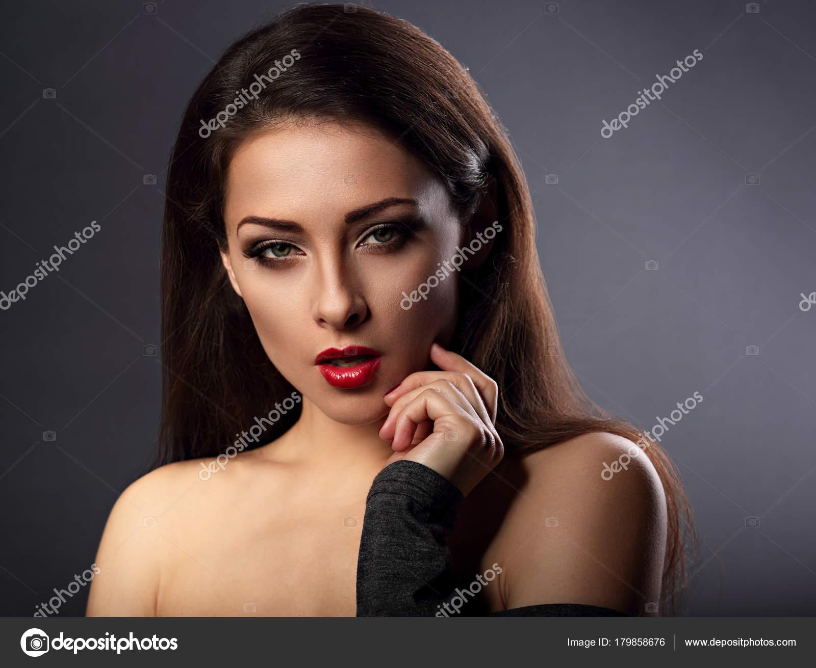 Модный и сексуальный макияж