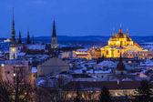Panorama z Olomouce
