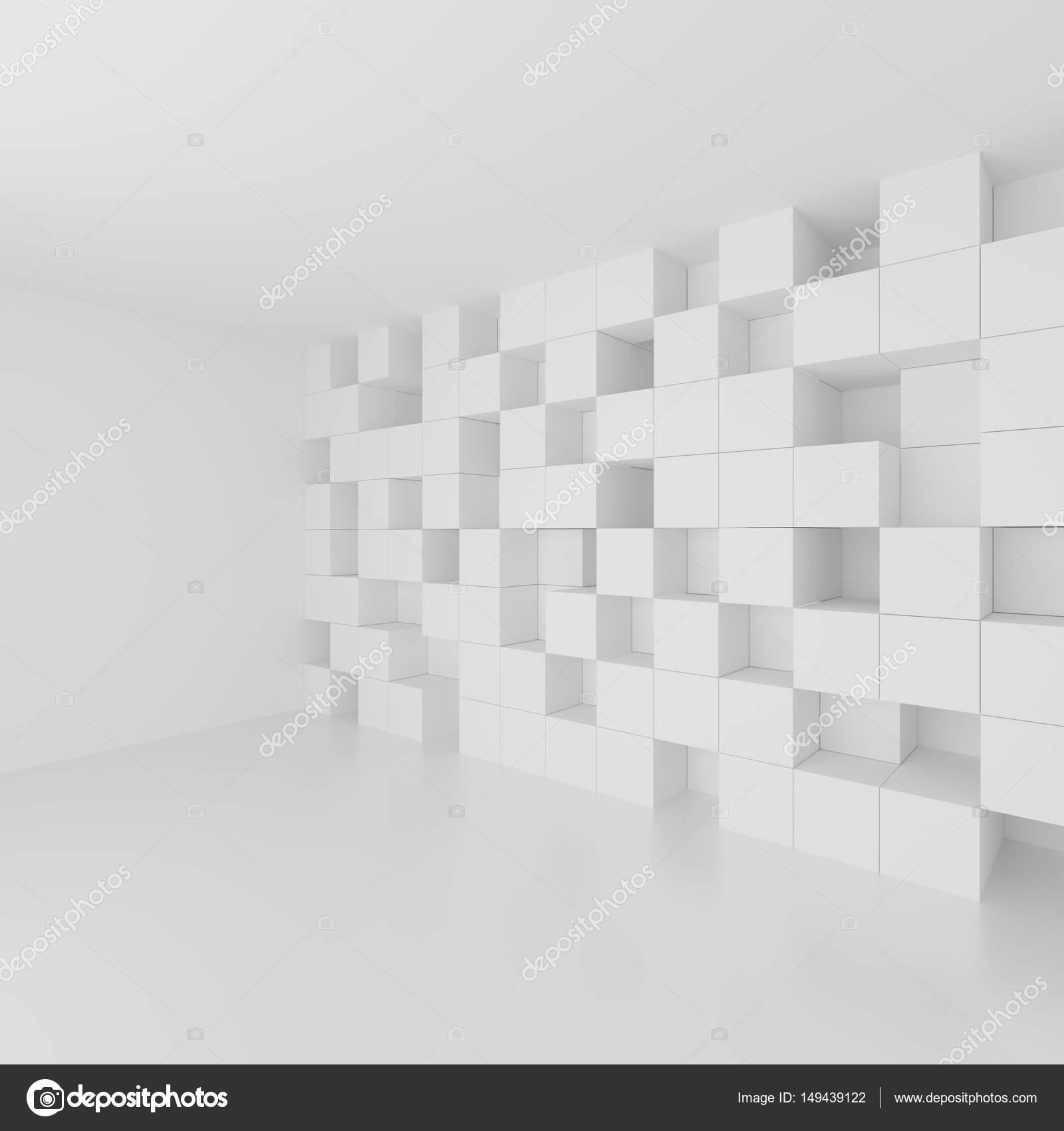 Innenarchitektur Oder Architektur futuristische innenarchitektur minimale architektur hintergrund