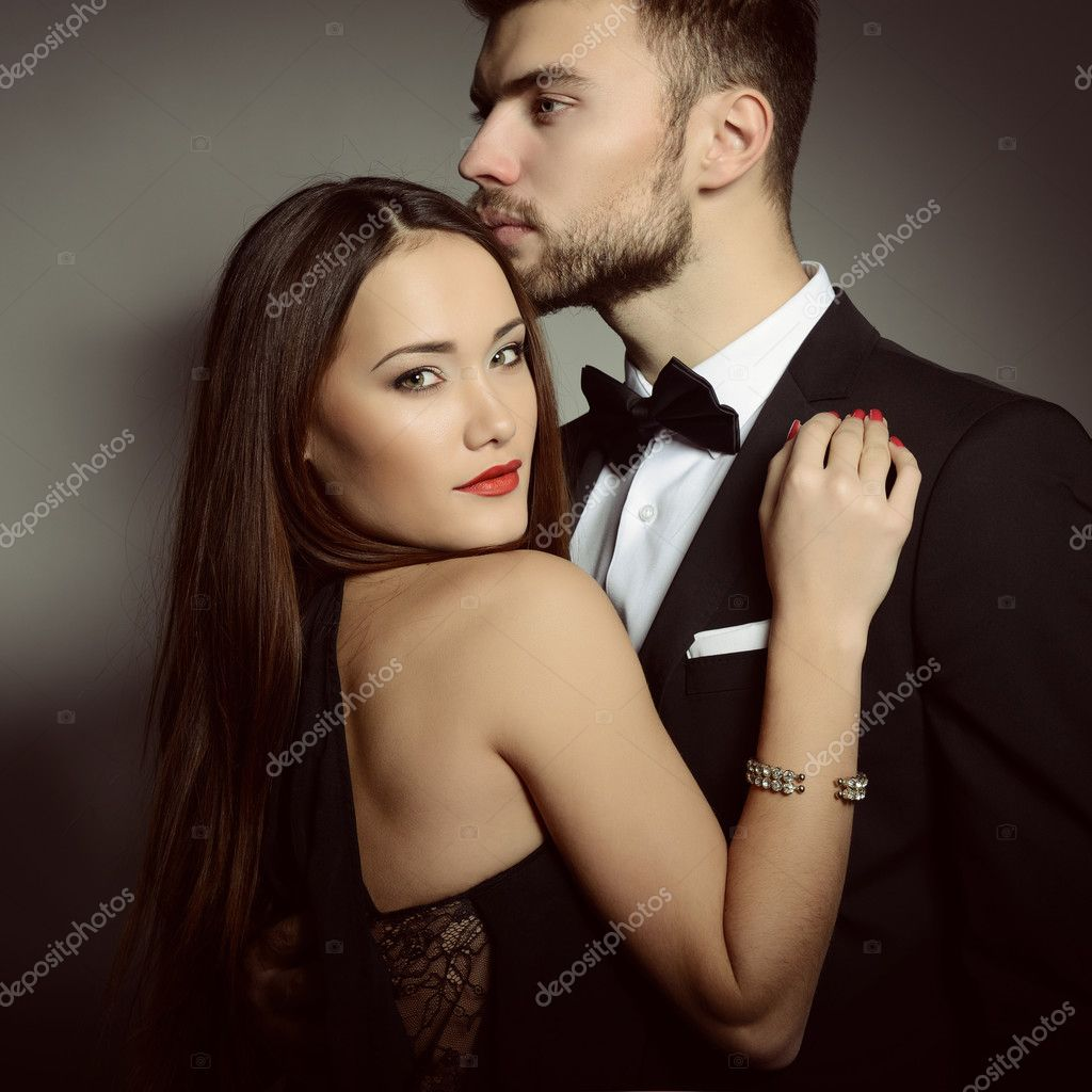 Сексуальная страсть юноши