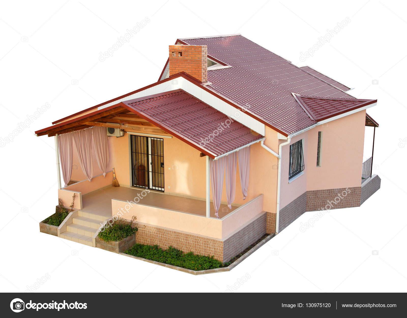 Gestaltung von netten Haus — Stockfoto © khorzhevska #130975120