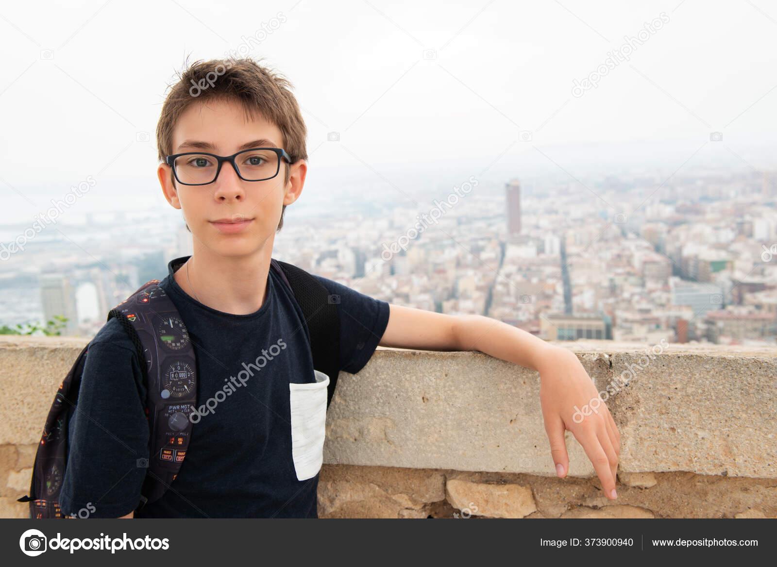 Schöner Junge