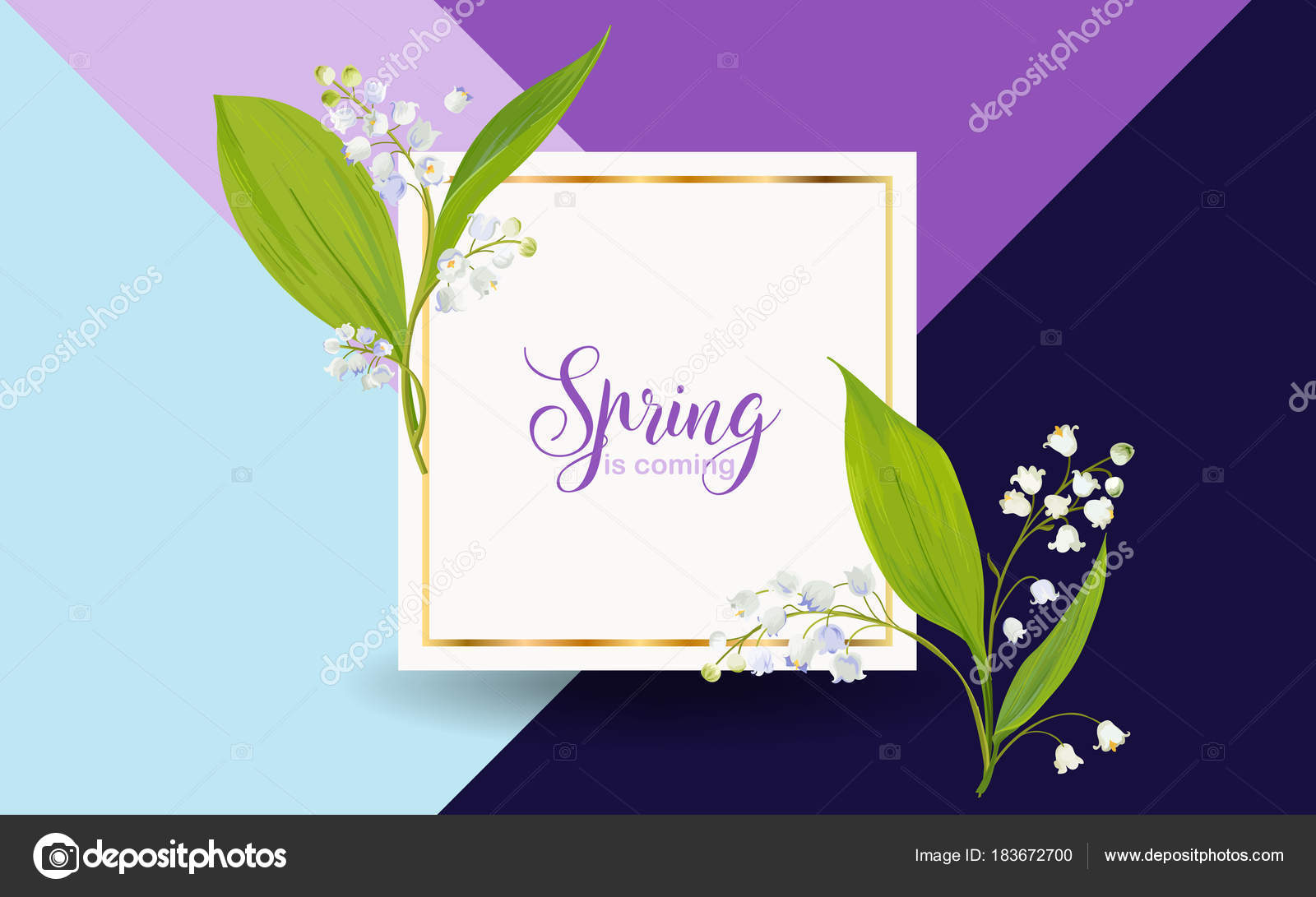 Floral spring design template for card sale banner poster placard floral spring design template for card sale banner poster placard cover t shirt print background with lily flowers vector illustration vector by izmirmasajfo