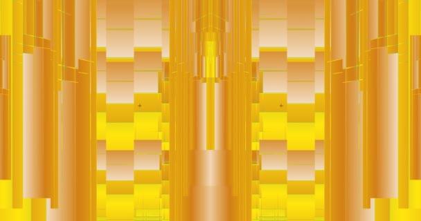 Vzory barev vytvářejí tekuté vlny abstraktní pohyb na pozadí