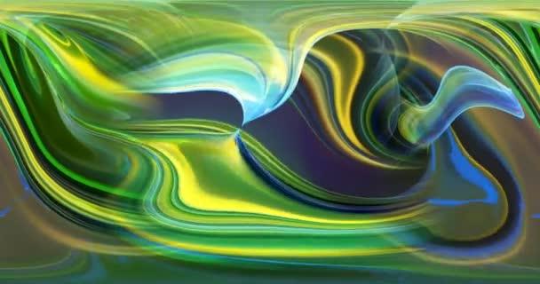 Színes minták létre folyékony hullámok és háttér mozgás